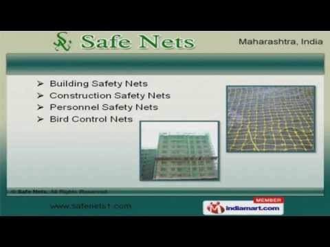 Bird Protection & Construction Safety Nets  by Safe Nets, Mumbai