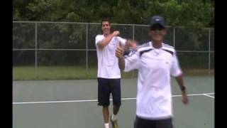"Tennis Training: ""Coach Mauro On The Road"" (Monroe, LA)"