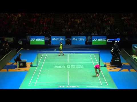Carolina Marin vs Tai Tzu Ying | WS SF Match 3 - Yonex All England Open 2015