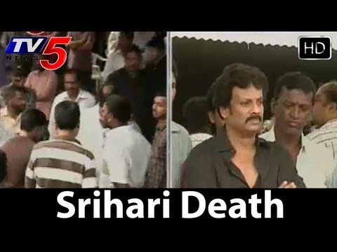 Tollywood actors Response on Srihari's Death  -  TV5 Travel Video