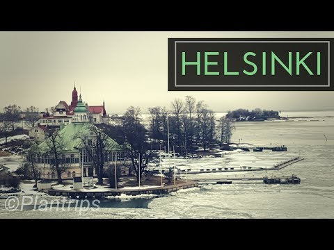 Places to visit in Helsinki