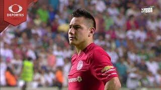 Tanda de Penales   Zacatepec 1 (3) - (4) 1 Toluca   Copa MX - Semifinal - Cl18   Televisa Deportes
