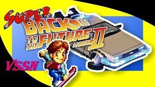 Обзор игры Супер Назад в будущее II [SNES 16-Bit] от ВССН