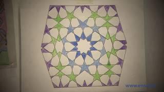 İslam Sanatında Geometrik Desenler Okulu