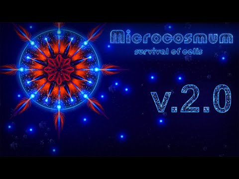 Microcosmum: survival of cells - Official Trailer 2016 PC v.2.0