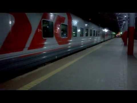 отправление поезда №041ГА Нижний Новгород- Казань