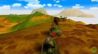 Think Tanks (PC Game) - Gameplay