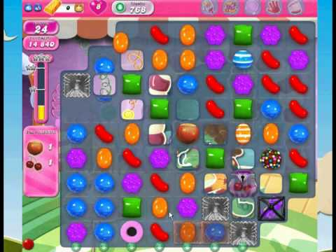 how to play candy crush level 768