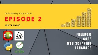 Make Money With Code And Achieve Freedom | Web Scraping | Language | Core Patterns | Part 2