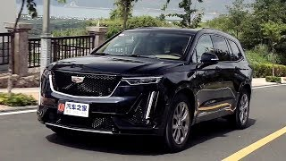 六座实力派选手 2019试驾全新凯迪拉克Cadillac XT6