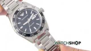 men s emporio armani watch ar6048