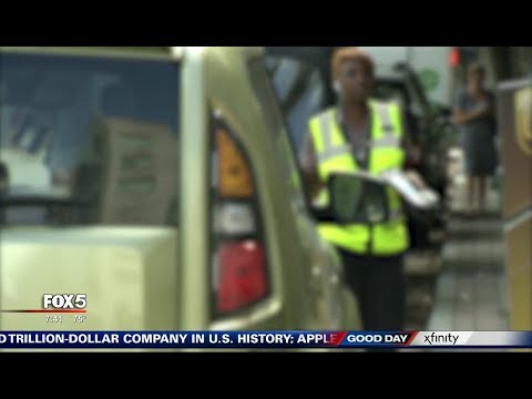 I-Team: Atlanta Parking Tickets Issued with Time on the Clock