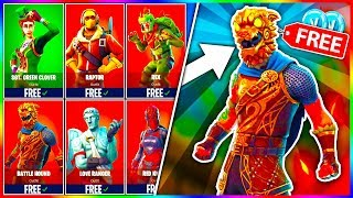 "How To Get FREE Fortnite SKINS! INCLUDING FREE ""BATTLE HOUND"" Outfit & MORE! UNLOCK FREE ""V-BUCKS""!"