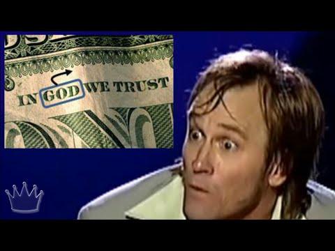 Christian comedian Brad Stine vs atheists | In God We Trust