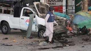 Blast in Pakistani city Quetta kills five