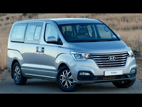 2019 hyundai grand starex h1 bus first look youtube. Black Bedroom Furniture Sets. Home Design Ideas