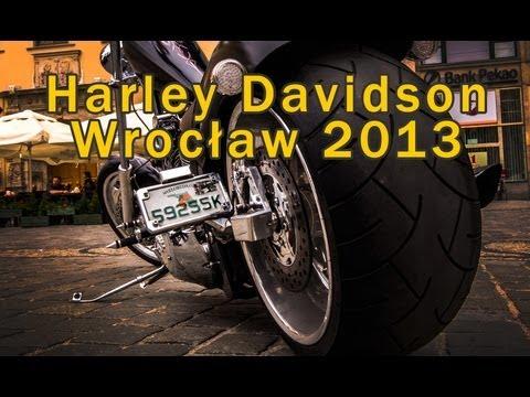 Harley Davidson - Wrocław 18.05.2013 (HD)