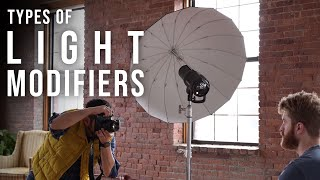 How to Shape Studio Strobe Lights with a Modifier | Strobe Lighting Part 4
