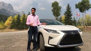 Lexus RX 350 Review and Road Test feat. TheDriveGuyde