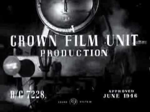 British Railway Companies: The Railwaymen: British Trains - 1946 - CharlieDeanArchives