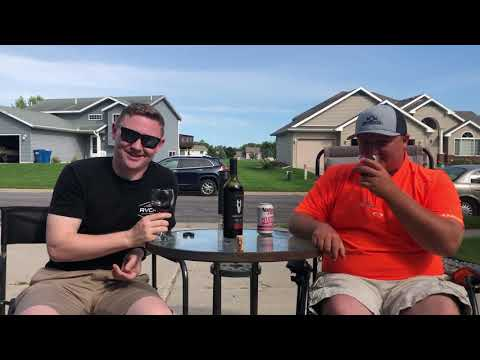Dark Horse Double Down Red Blend Wine Review