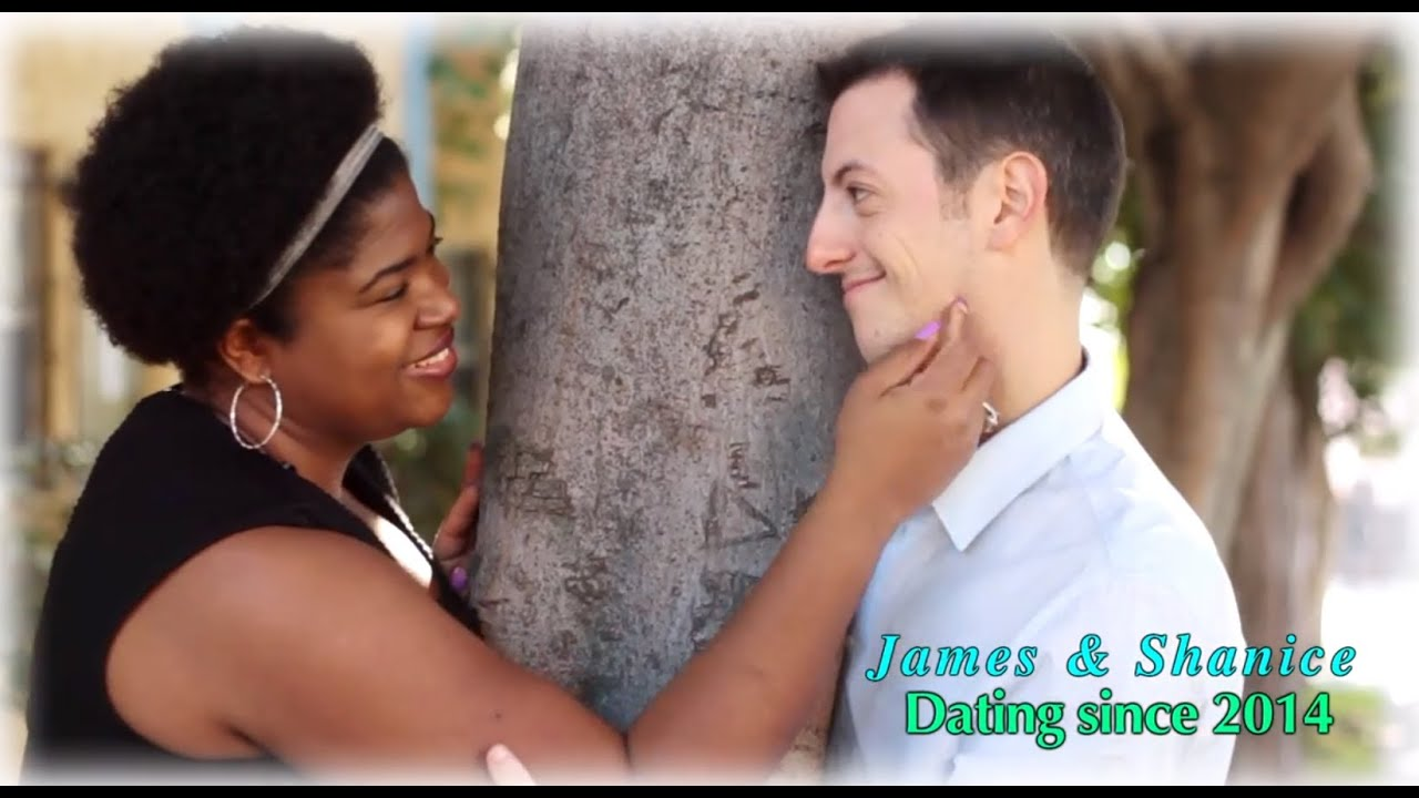 What is considered interracial dating