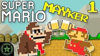Let's Play - Mario MAYker #1