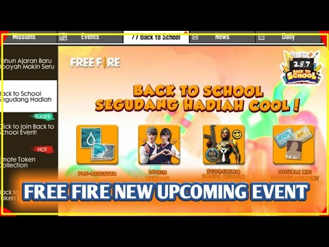 Free fire new upcoming event in india | new upcoming dresses | free fire new latest news | Hindi