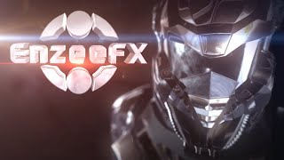 3D Gaming Logo Reveal Intro Template for After Effects - Element 3D Plugins Required