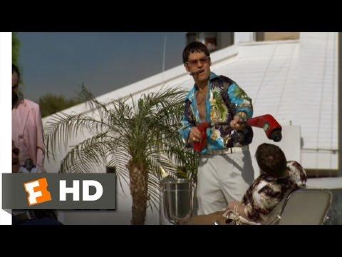 Reno 911!: Miami (6/10) Movie CLIP - Weed Wacker Threat (2007) HD