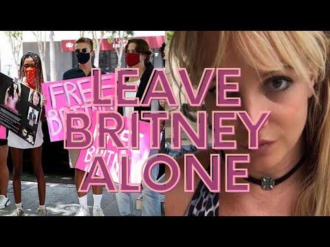 Jamie Lynn Spears Tells FreeBritney Fans to Back Off & Britney Spears Doesn't Show Up To HearingKaynak: YouTube · Süre: 14 dakika45 saniye