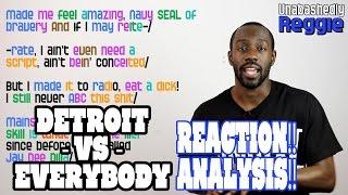 Detroit VS Everybody Eminem Verse REACTION!! ANALYSIS