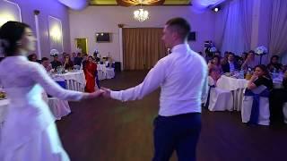 Медленный свадебный танец + татарский танец