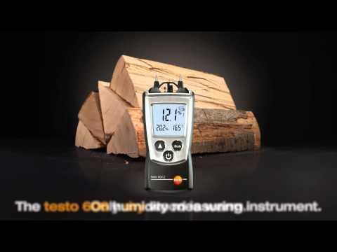 testo 606 wood EN