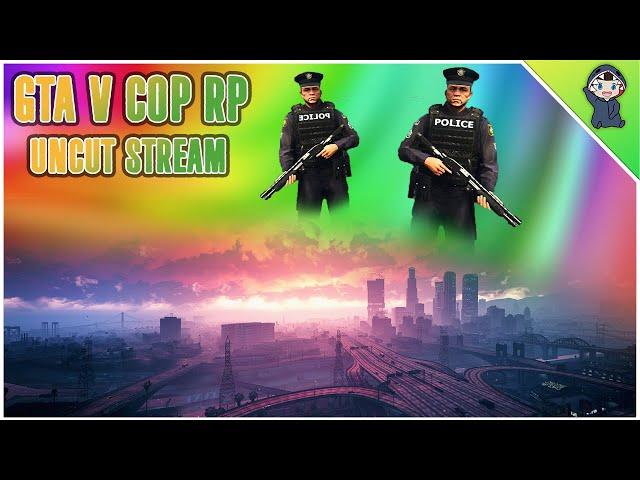 [GTA V RP] Police - DHSRP - Steven Sand ???? (UNCUT)