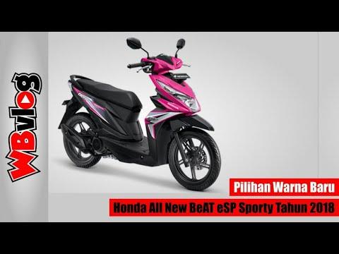 Harga Honda New Beat Esp Sporty Otr Kediri Tulungagung