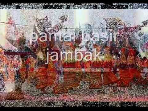 padang indonesia and famous tourist attractions as well as the dance
