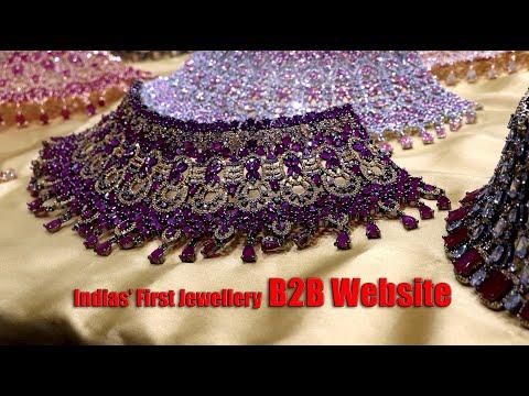 AD Jewellery Wholesale | Indias' First B2B Jewellery Website | Ambani Fashion Jewellery