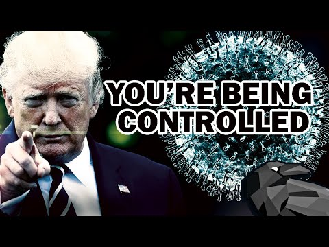 You're Being Controlled - Bitcoin And CoronaVirus News Media