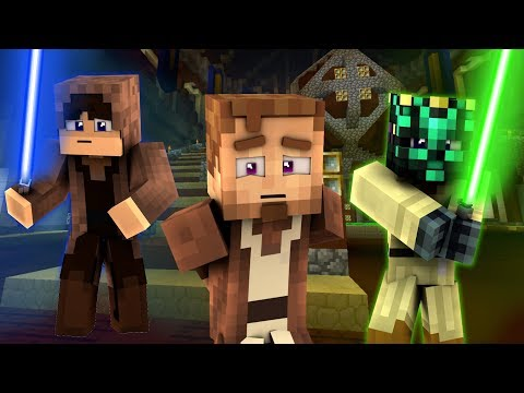 "Minecraft Star Wars #5 - ""THE OLD REPUBLIC"" (Minecraft Roleplay) S4E5"