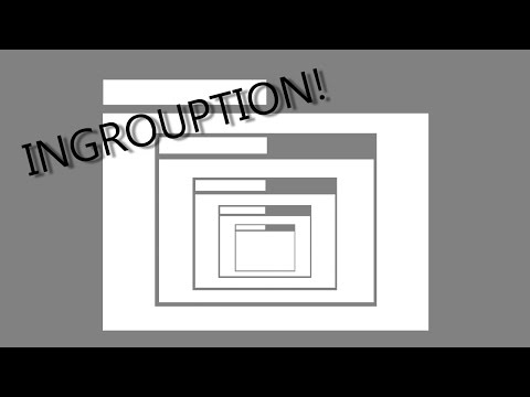 InGrouption - Groups within groups in Photoshop - Tutorial
