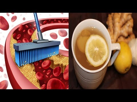 This 3 Ingredient Remedy Helps Cure Clogged Arteries Fight Infections and Colds!