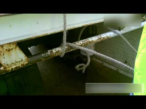 How To Tie Rope Knots Truckie Ch And Truckies Shank