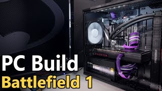 battlefield 1 pc build   rx 480 benchmarked