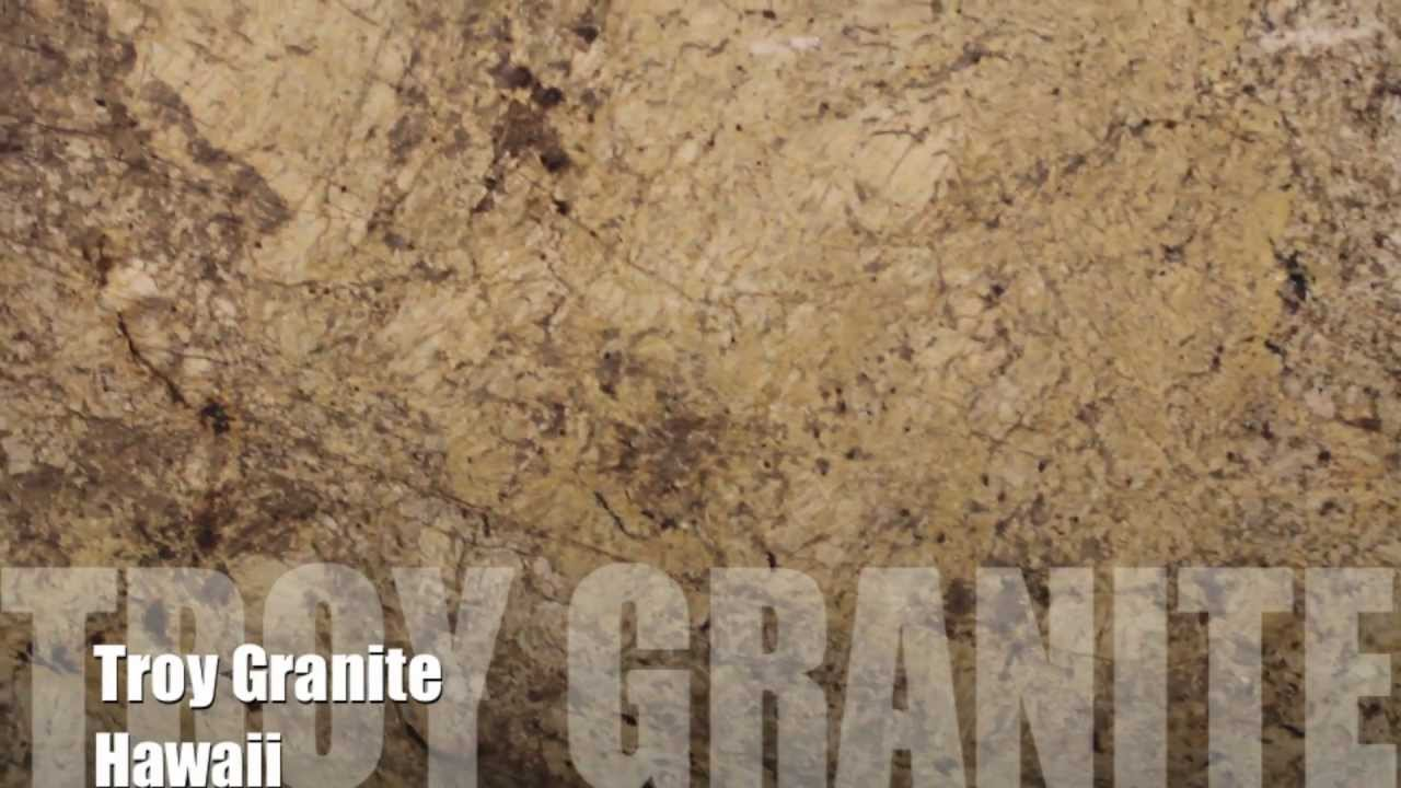 Merveilleux Hawaii Granite Countertop By Troy Granite   YouTube