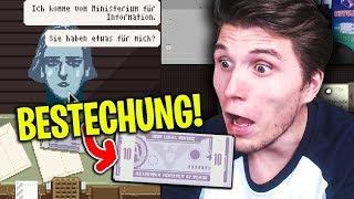 Sie schenkt mir Geld, damit ich LÜGE! | Grenzposten Simulator (Papers Please)