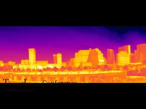 TI conference 2014 (United Infrared Thermal Imaging) - Las Vegas, 2 to 5 June - Treasure Island