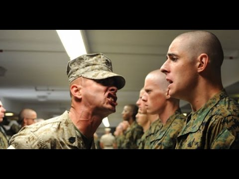 United States Marine Corps Boot Camp Training - Officer Cand