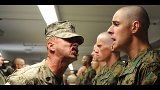 United States Marine Corps Boot Camp Training - Officer Candidate School