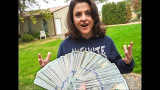 Giving My Mom $1,000 Every 10 Minutes...